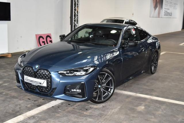 BMW 4er - 420d Coupé EURO6 M Sport Head-Up HK HiFi DAB Var. Lenkung