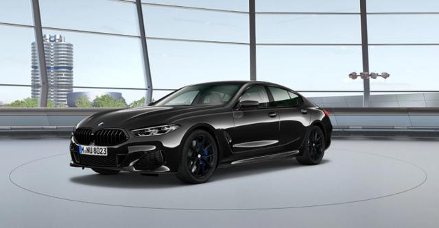 BMW 8er 840i Gran Coupé Sportpaket