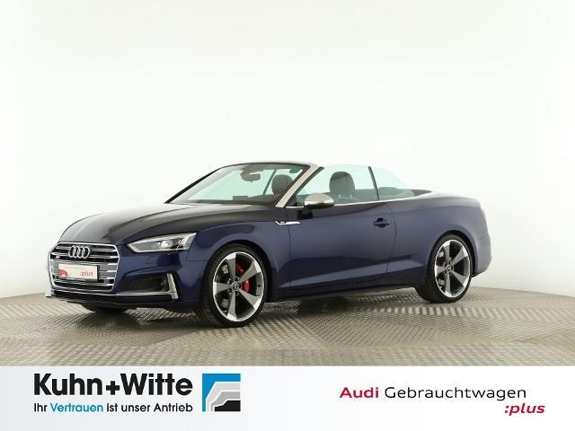 Audi S5 - Cabriolet 3.0 TFSI quattro  B&O El. Sitze Nav