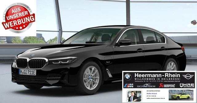 BMW 5er - 520e Limousine HYBRID/kurzfristig verfügbar   AK