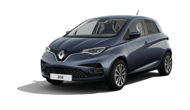 Renault ZOE - INTENS (MY21) R135 ZE50 mit inkl. Förd.