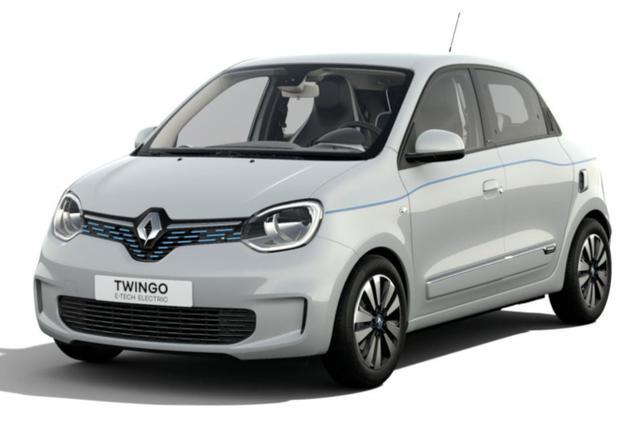 Renault Twingo Electric - INTENS SchiebeD Kam inkl. Förd.