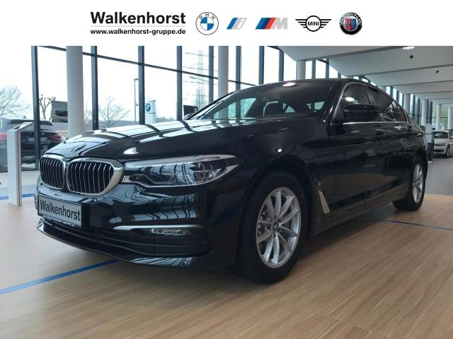 BMW 5er - 530 e LED Navi Kurvenlicht HUD Rückfahrkamera