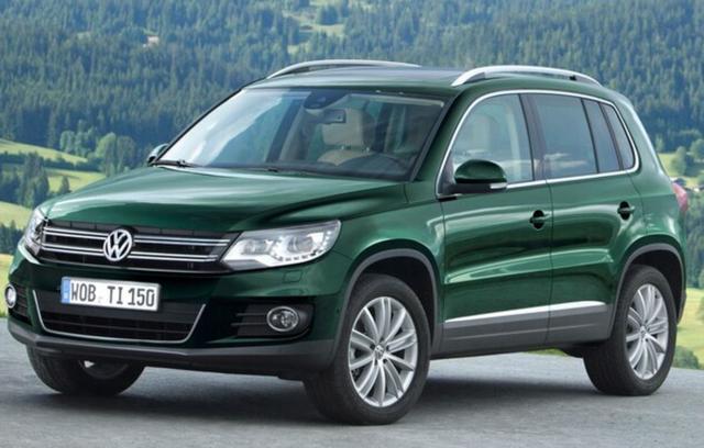 Volkswagen Tiguan - 2.0 TDI 140 Trend&Fun Nav AHK ParkAs SHZ