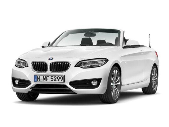 BMW 2er - 220d SAG Cabrio M Sport Navi.LED.HiFi.PDC.SHZ.BT