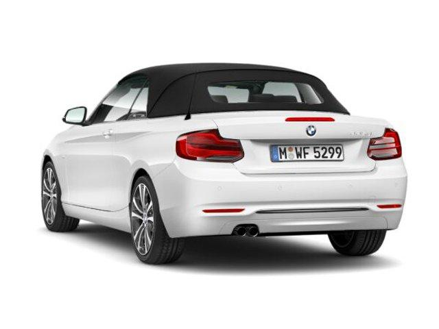 bmw 2er 218i cabrio advantage businesspackage 18zoll lm. Black Bedroom Furniture Sets. Home Design Ideas