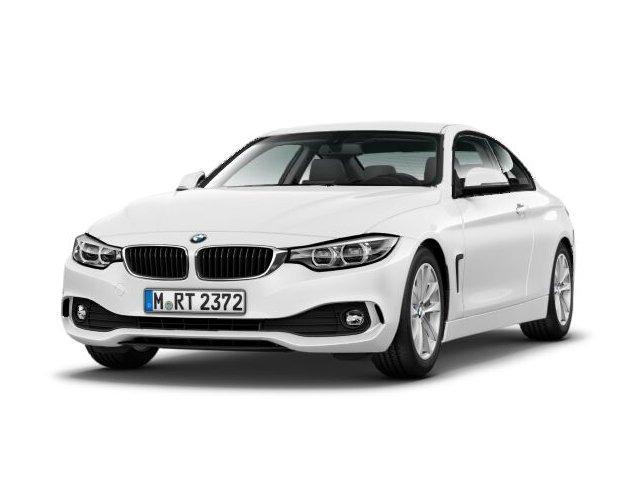 BMW 4er - 430d Coupé Sport Line Head-Up HiFi Var. Lenkung EURO 6