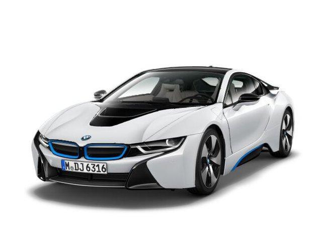BMW i8 Coupé Head-Up HK HiFi Navi Prof. RTTI Alarm