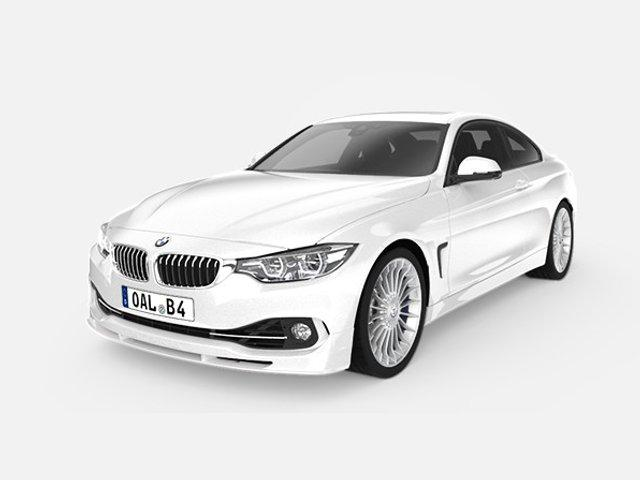 Alpina B4 - S BIT Coupe SW-TR All Glasdach HUD LED Leder