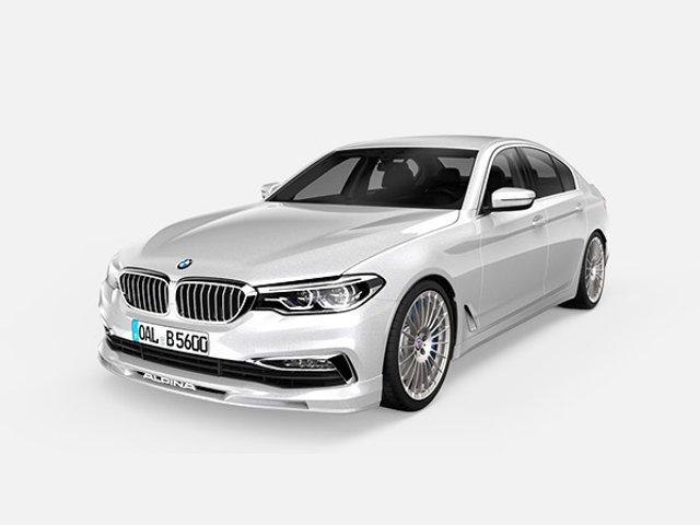 Alpina B5 - Biturbo Allrad 4.4 Leder HUD H&K Softclose LED Navi Keyless. SHZ