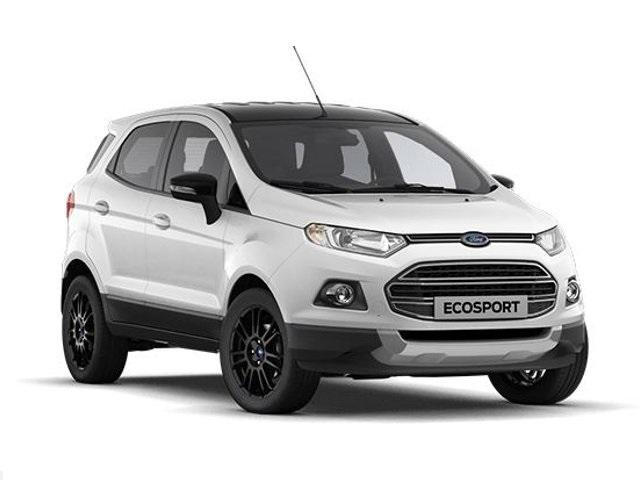 Ford EcoSport - 1.0 EcoBoost Trend