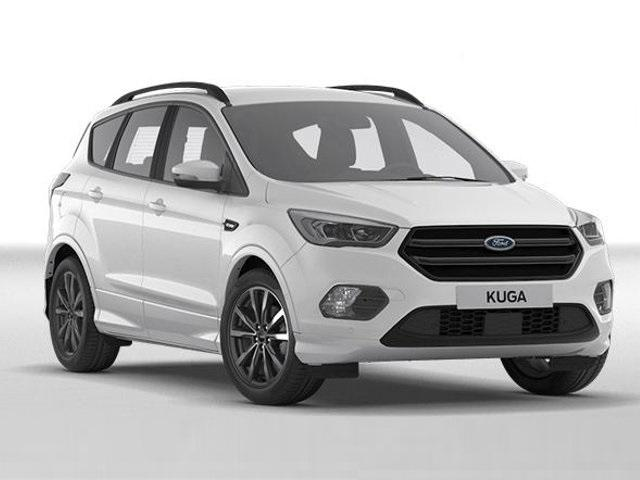 Ford Kuga - 2.0 EcoBoost 4x4 Aut. ST-Line