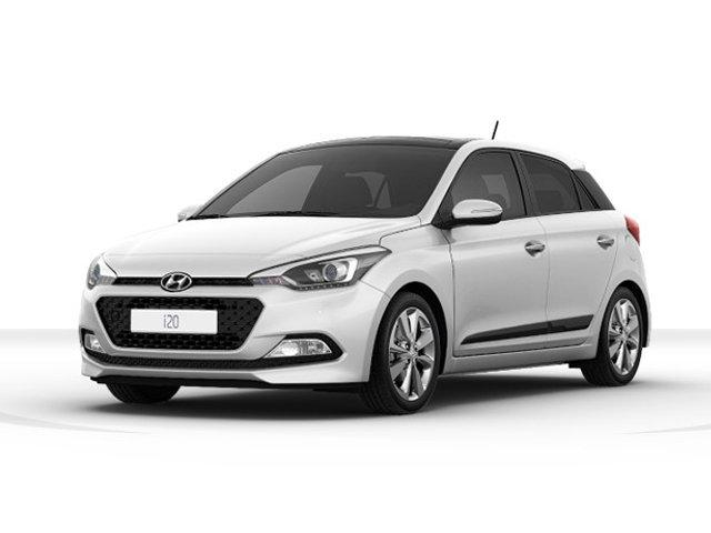 Hyundai i20 - YES! Klima PDC Kamera Bluetooth