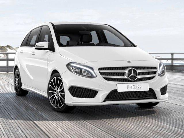 Mercedes-Benz B-Klasse B 200 PROGRESSIVE LED+Widescreen-Navi+MBUX-Navi
