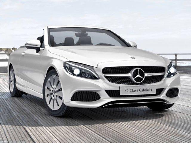 Mercedes-Benz C-Klasse C 180 Cabriolet AMG Kamera Burmester LED