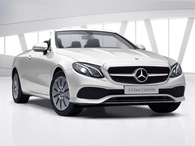Mercedes-Benz E-Klasse E 400 4M CABRIO AMG AIRSCARF+COMAND+MULTIBEAM+LE