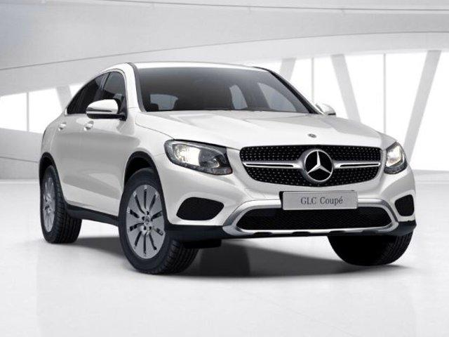 Mercedes-Benz GLC 220 d 4M COUPÉ LED+SHD+AHK+KAMERA+KEYLESS+PT