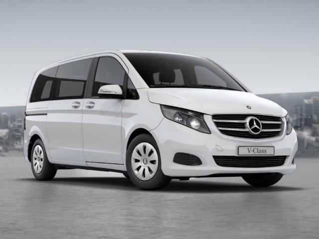 Mercedes-Benz V-Klasse - 116 TOURER PRO EXTRALANG 7GTR NAVI 2xKLIMA