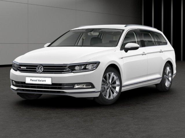 Volkswagen Passat - Variant 2.0 TDI DSG Comfortline, LED, ACC