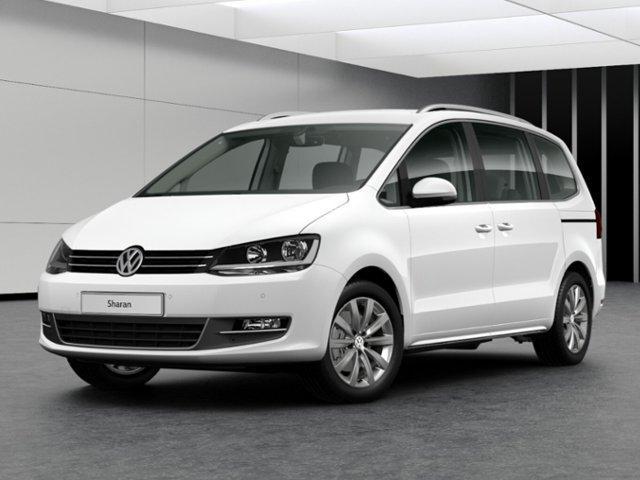 Volkswagen Sharan - 2.0 TDI BMT DSG 7-Sitze Comfortline Navi