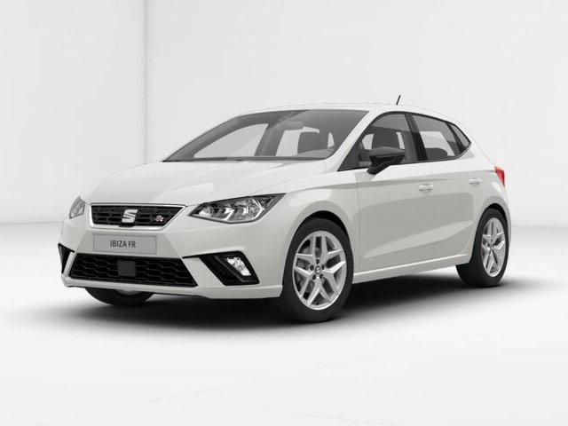 Seat Ibiza TSI Black Edition LED SHZ Alcantara