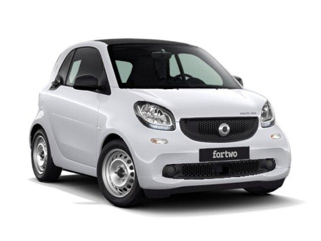 Smart ForTwo coupé 52kW twinamic passion cool&audio