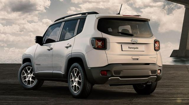 JEEP RENEGADE Trailhawk, Limited, Longitude - 2.0 Diesel 103 KW 4x4 - LIMITED autom.