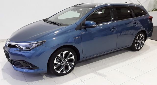 Toyota Auris Touring Sports Hybride Navi, Full LED, Pano, Privacy, Temp