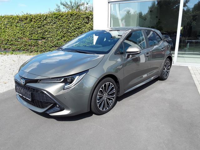 Toyota Corolla 5 Türer Premium Plus 2.0 Hybrid