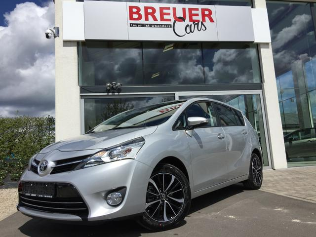 Toyota Verso - Comfort 1.8 & Pack 50 + LHD Navi 17
