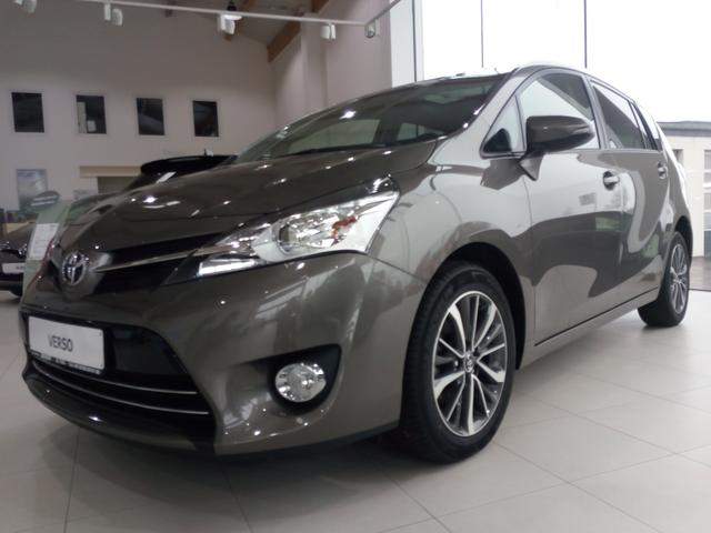 Toyota Verso - Comfort + Dynamic 1.6 D-4D