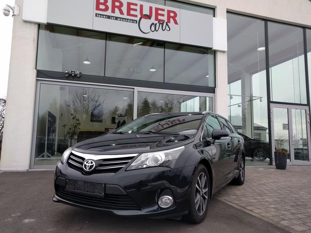 Toyota Avensis Touring Sports - Comfort 2012 2.0 D-4D 6MT - 16