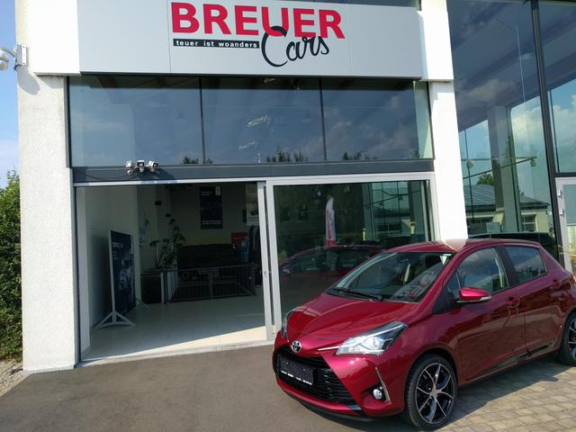 Toyota Yaris - Comfort + Pack Y-CONIC