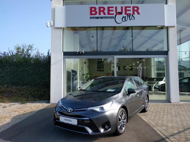 Toyota Avensis Touring Sports - Comfort 50 + Look Pack Golden Copper Skyview 1.6 D-4D -Look 17