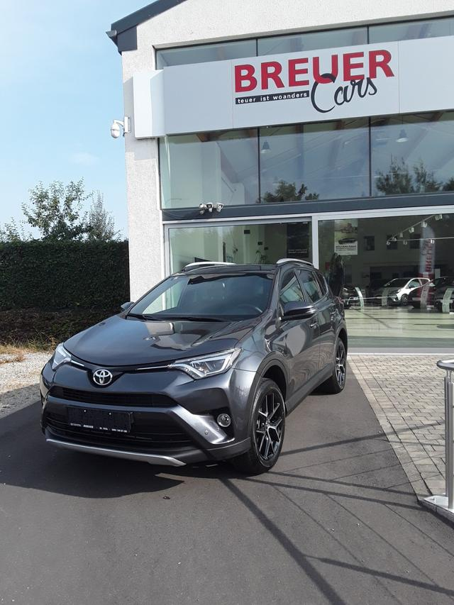 Toyota RAV4 - Executive T3+ Navi 2.0 D-4D - 18