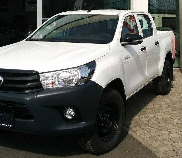 Toyota HILUX New DOUBLE CABIN GX Active Doppelkabiner