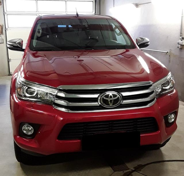 Toyota HILUX New DOUBLE CABIN VX Comfort A/T Doppelkabiner