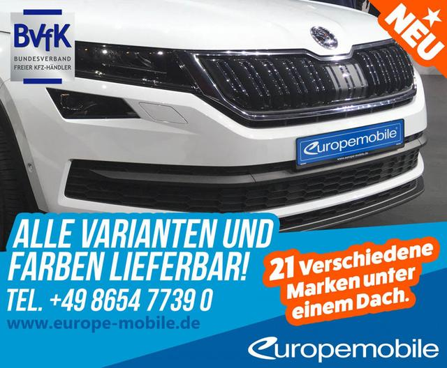 Skoda Kodiaq - Active (D6) 2.0 TDI 150 DSG 4x4 Care Connect, PDC, Klima, ZV