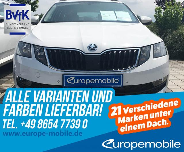 Skoda Octavia Combi - Active TOP MJ19 (D6) 1.5 TSI OPF 150 (Basic)