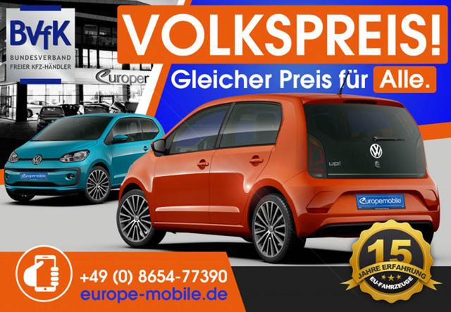 VW up! - move (D9) 1.0 75 4-Türen (Promo)