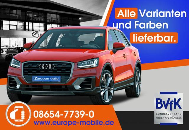 audi q2 suv crossover bei europemobile bezahlbar mit. Black Bedroom Furniture Sets. Home Design Ideas