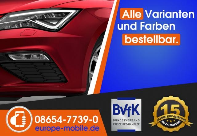 Seat Leon ST - FR 1.4 TSI 125 (D4 Mobile Top)
