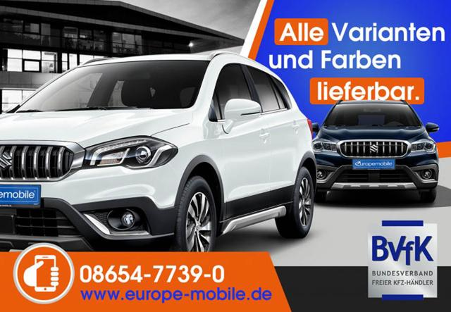 Suzuki SX4 S-Cross - Club 1.0 BoosterJet (D9)