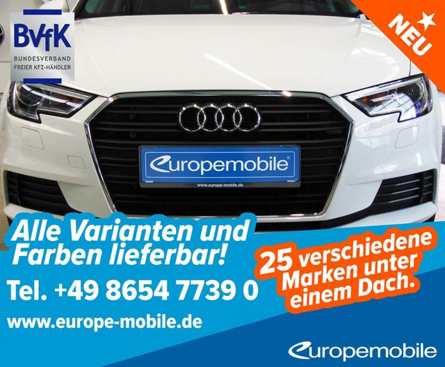 Audi A3 Limousine - Basis MJ19 (D9) 35 TFSI cylinder on demand S tronic (Promo)