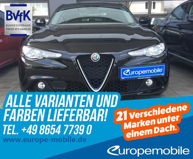 Alfa Romeo Giulia - 2.2 Diesel 16V 160 PS AT8 Euro6d-Temp (D3)
