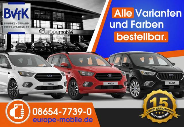Ford Kuga - Cool & Connect 1.5 EcoBoost 4x2 Euro 6d-Temp Winter-P. (D6)