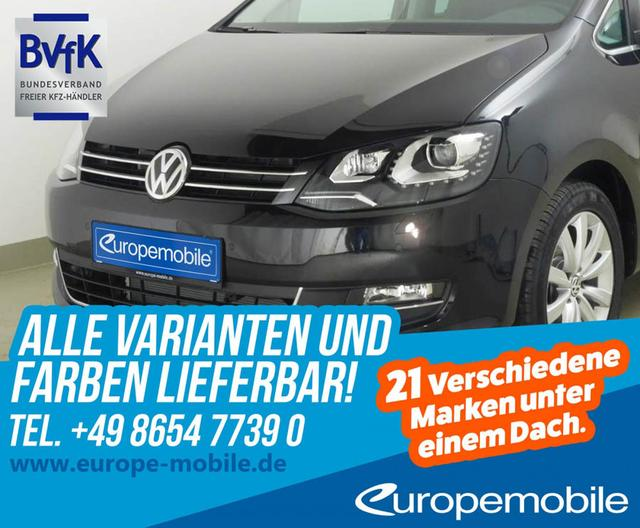 VW Sharan - Highline LUXE (D7) 2.0 TDI XEN, NAV, E.OPEN