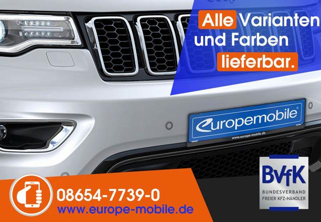 Jeep Grand Cherokee - Limited 3.0 V6 MultiJet II 190 Euro 6d-Temp Modell 2019 (D3)