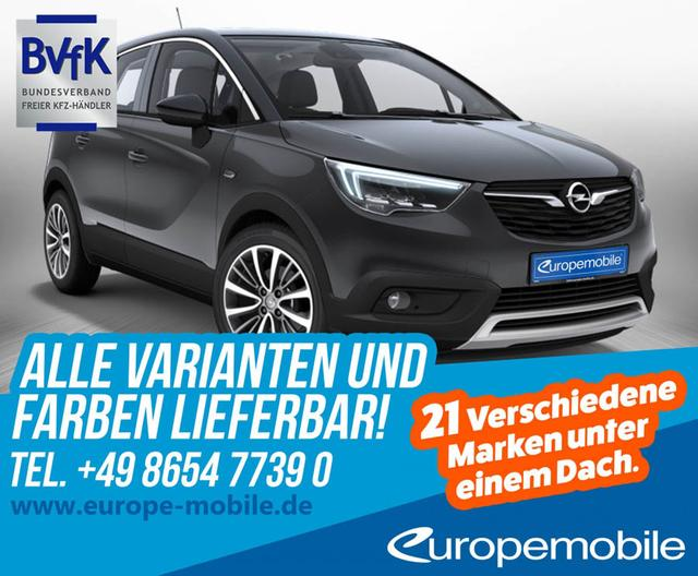opel crossland x von europemobile. Black Bedroom Furniture Sets. Home Design Ideas