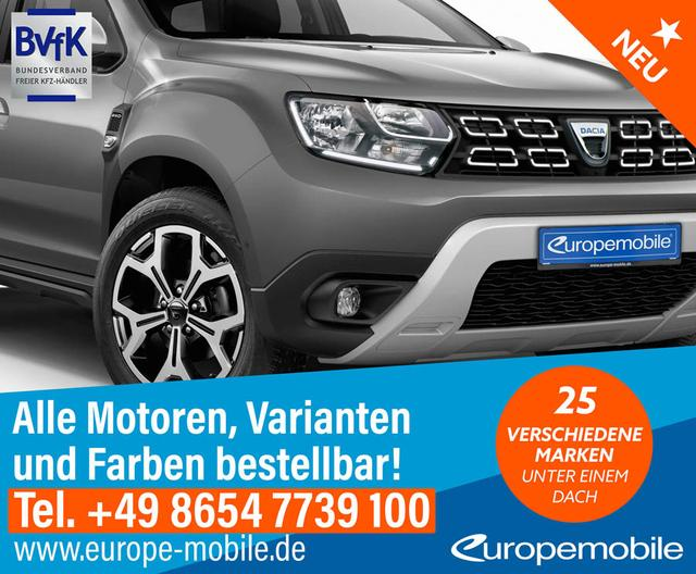 Dacia Duster - Essential TCe 100 2WD Euro 6d-Temp (D4 Basic)